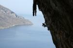 Řeský ostrov Kalymnos, Grande Grota